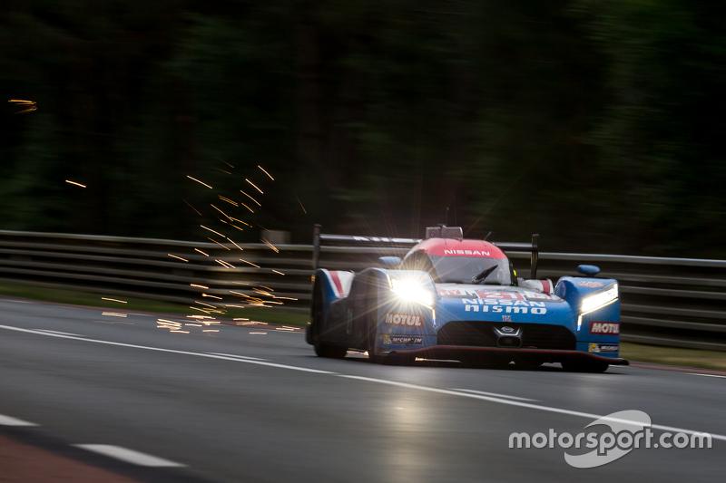WEC, Le Mans 2015: Matsuda/Ordonez/Shulzhitskiy, Nissan GT-R LM