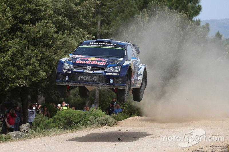 Себастьєн Ож'є та Жюльєн Інграссія, Volkswagen Polo WRC, Volkswagen Motorsport