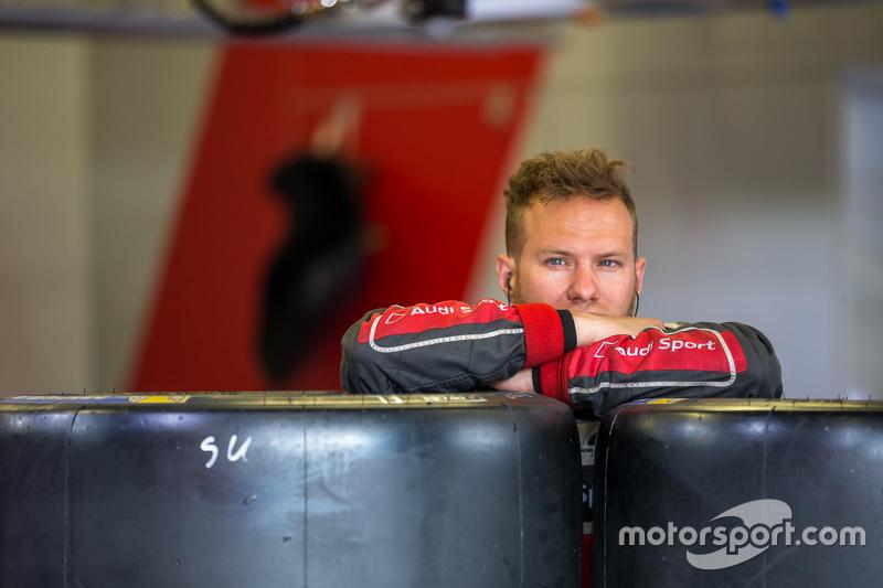 Audi Sport Team Joest, Boxencrew