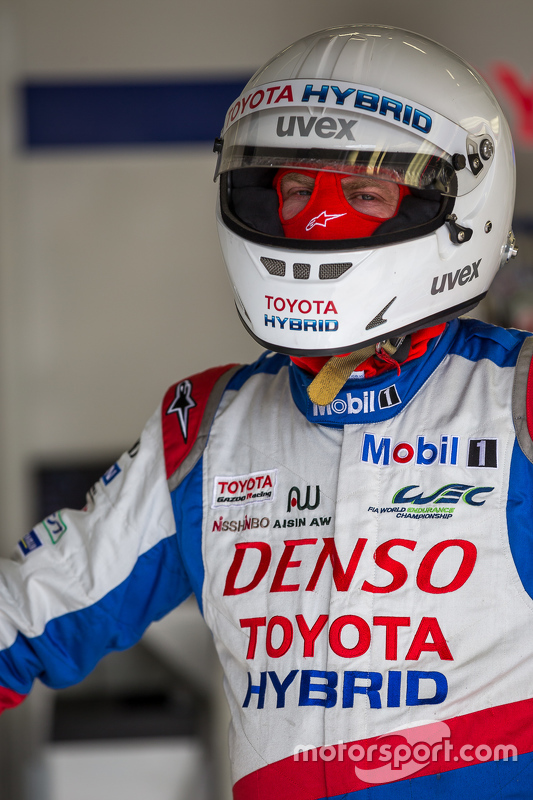 Membro da Toyota Racing