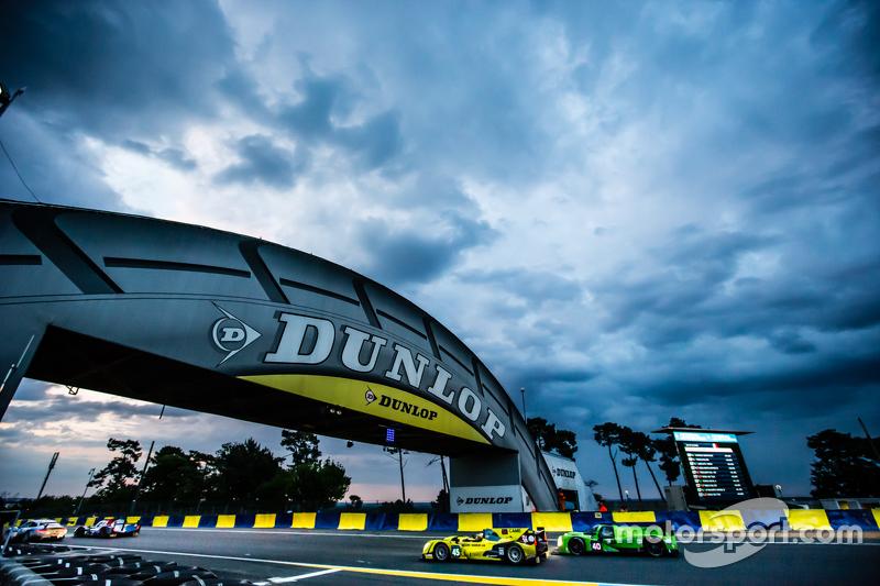 #45 Ibanez Racing ORECA 03R: П'єр Перре, Хосе Ібанес, Іван Беллароза, #40 Krohn Racing Ligier JS P2: Трейсі Крон, Нік Джонсон, Жоао Барбоза