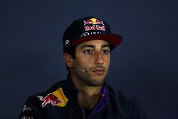 Daniel Ricciardo, Red Bull Racing dalam Konferensi Pers FIA