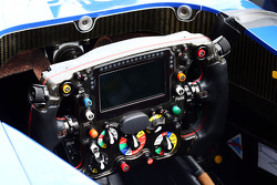 Setir mobil Sauber C34