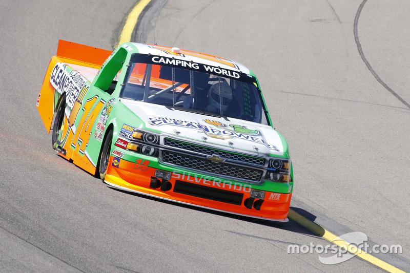 Daniel Hemric, NTS Motorsports, Chevrolet