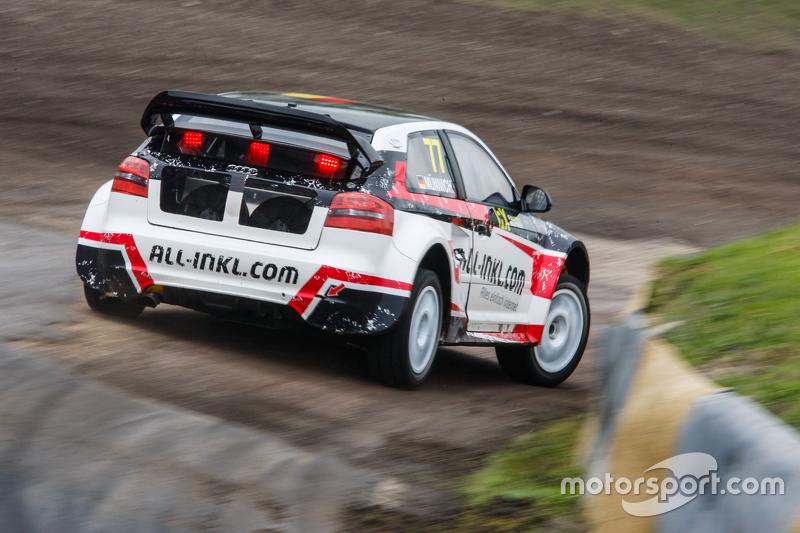René Münnich, Münnich Motorsport Audi S3