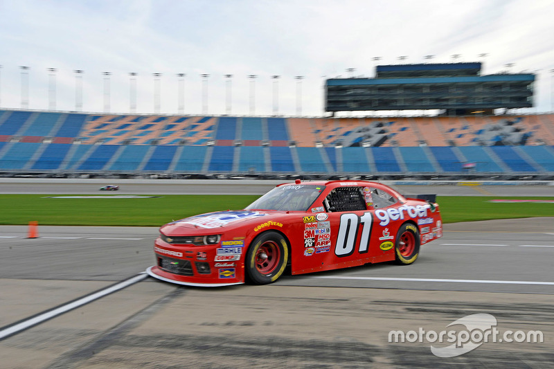 Ross Chastain, JD Motorsports Chevrolet