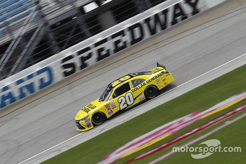Ross Kenseth, Joe Gibbs Racing, Toyota