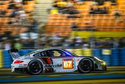 #67 Team AAI Porsche 911 GT3-RSR: Alex Kapadia, Xavier Maassen, Jun-San Chen