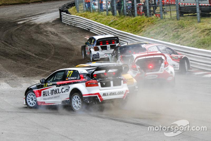 René Münnich, Münnich Motorsport Audi S4