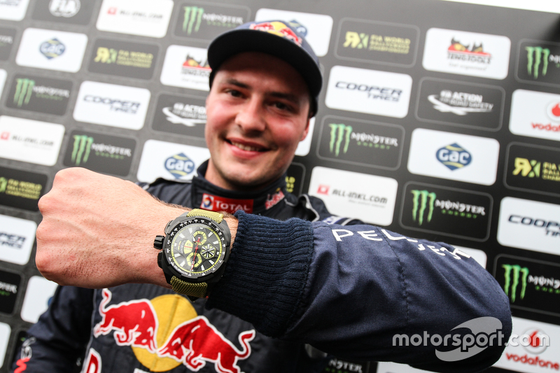 1. Davy Jeanney, Team Peugeot Hansen