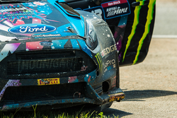Ken Block, Hoonigan Racing Division Ford detail