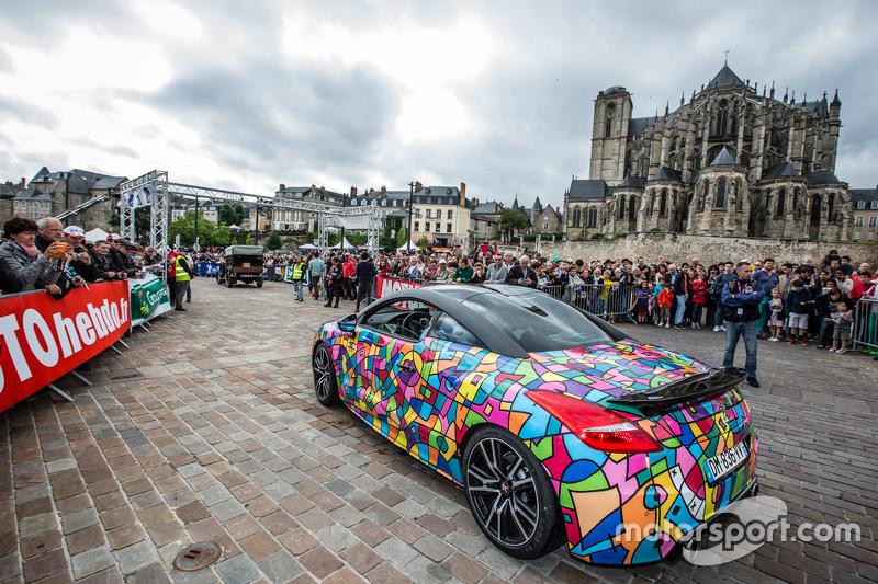 Peugeot art car