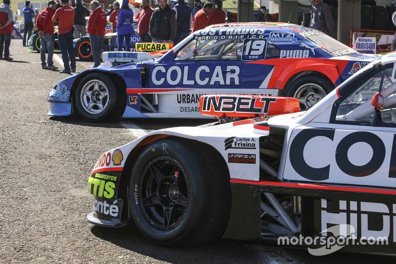 Matias Rodriguez, UR Racing, Dodge, und Juan Marcos Angelini, UR Racing, Dodge (von hinten nach vorn