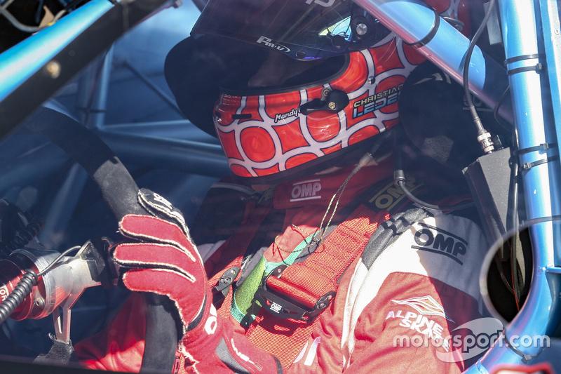 Christian Ledesma, Jet Racing, Chevrolet