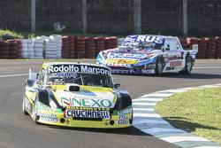Omar Martinez, Martinez Competicion, Ford, und Gabriel Ponce de Leon, Ponce de Leon Competicion, Ford