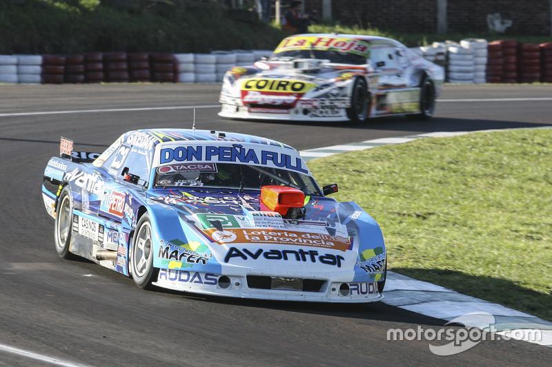 Мартін Понте, RUS Nero53 Racing Dodge та Серхіо Ало, Coiro Dole Racing Chevrolet