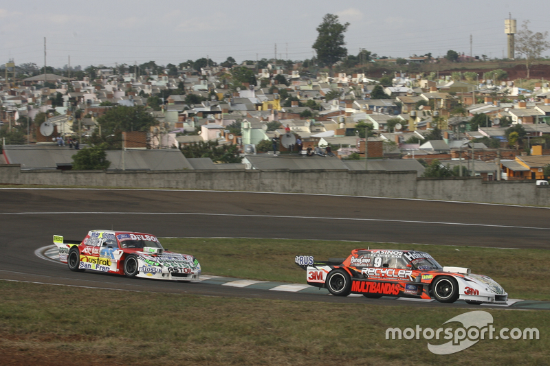 Маріано Вернер, Werner Competicion Ford та Хуан Пабло Джанніні, JPG Racing Ford