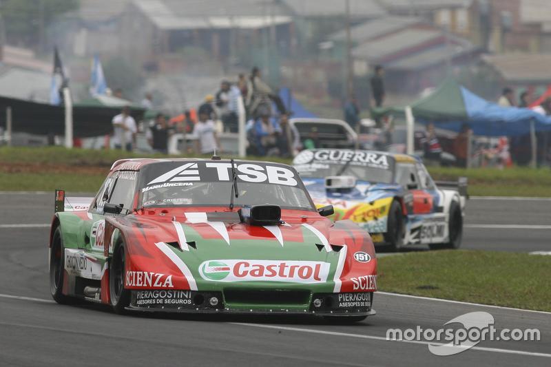 Jose Manuel Urcera, JP Racing, Torino, und Luis Jose di Palma, Indecar Racing, Torino