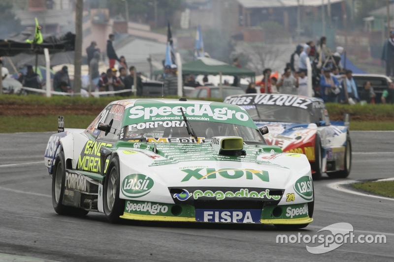 Emiliano Spataro, UR Racing, Dodge, und Lionel Ugalde, Ugalde Competicion, Ford