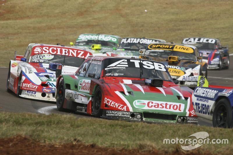 Jose Manuel Urcera, JP Racing, Torino, und Matias Jalaf, Alifraco Sport, Ford