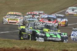 Mauro Giallombardo, Maquin Parts Racing Ford, dan Guillermo Ortelli, JP Racing Chevrolet, dan Sergio