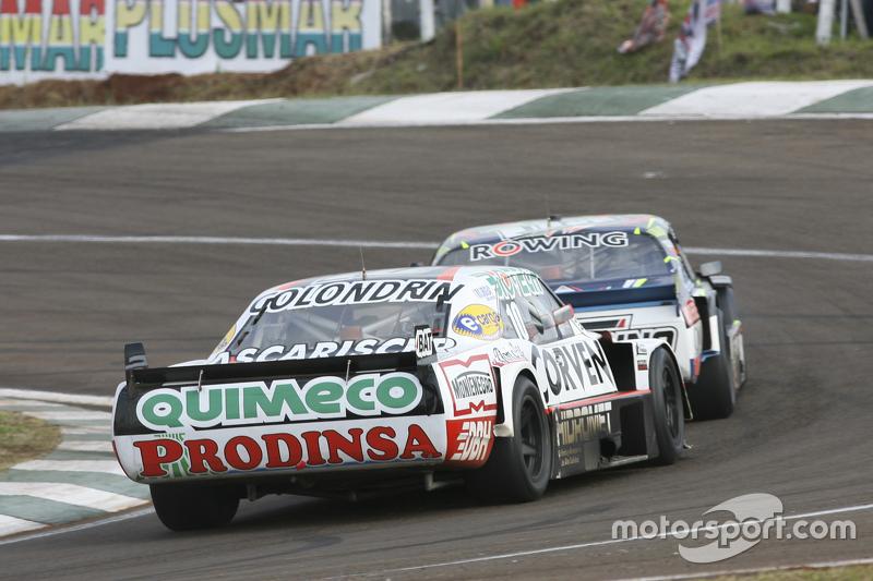 Diego de Carlo, JC Competicion, Chevrolet, und Juan Marcos Angelini, UR Racing, Dodge