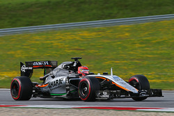 Эстебан Окон, Sahara Force India F1 VJM08