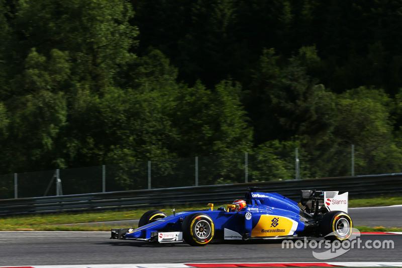 Raffaele Marciello, Sauber C34, Test- und Ersatzfahrer