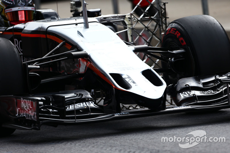 Force India F1 VJM08 von 2015