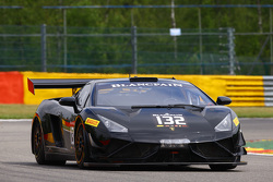#132 Lago Racing Lamborghini REX: Крейг Лоундс, Steven Owen, Девід Рассел