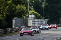 Demorunde: Audi R8