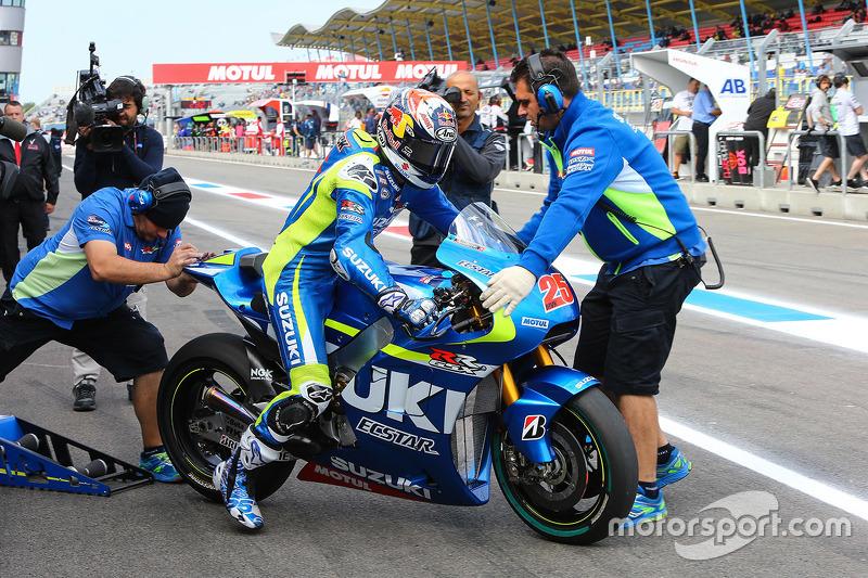 Maverick Viñales, Suzuki MotoGP Takımı