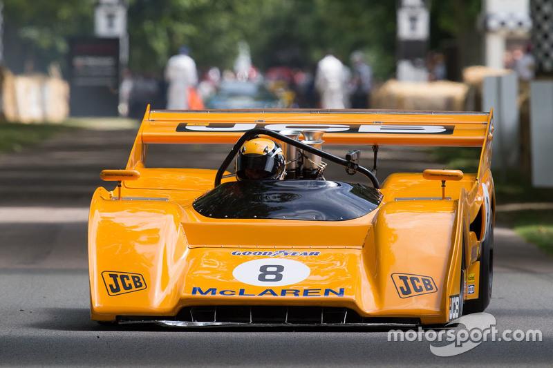 McLaren Chevrolet M8F