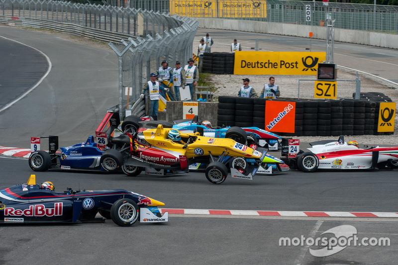 Ryan Tveter, Jagonya Ayam with Carlin Dallara Volkswagen
