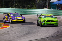 #14 Rehagen Racing, Ford Mustang Boss 302: Nathan Stacy