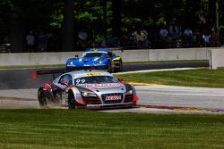 #99 JCR Motorsports Audi R8 LMS Ultra: Jeff Courtney