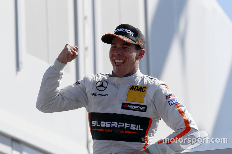 #6: Robert Wickens (Mercedes)