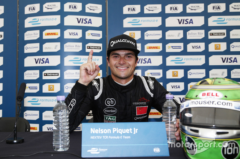 Champion Nelson Piquet jr., China Racing