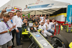 Juara Nelson Piquet Jr., China Racing