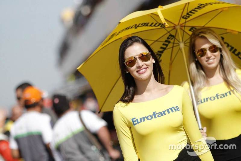 Grid Girls em Santa Cruz do Sul