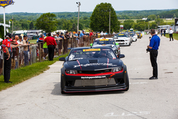 #10 Blackdog Speed Shop Chevrolet Z28: Michael Cooper