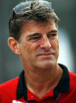 Graeme Lowdon, CEO da Manor F1 Team