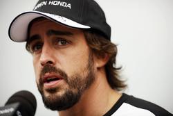 Фернандо Алонсо, McLaren.