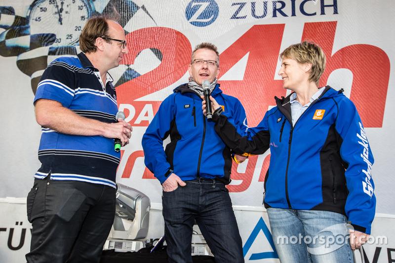 #112 Pro Handicap e.V., Audi TT: Wolfgang Müller, Jutta Kleinschmidt