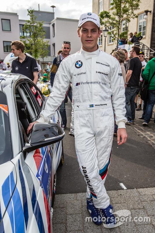#235 Walkenhorst Motorsport, BMW M235i Racing: Victor Bouveng
