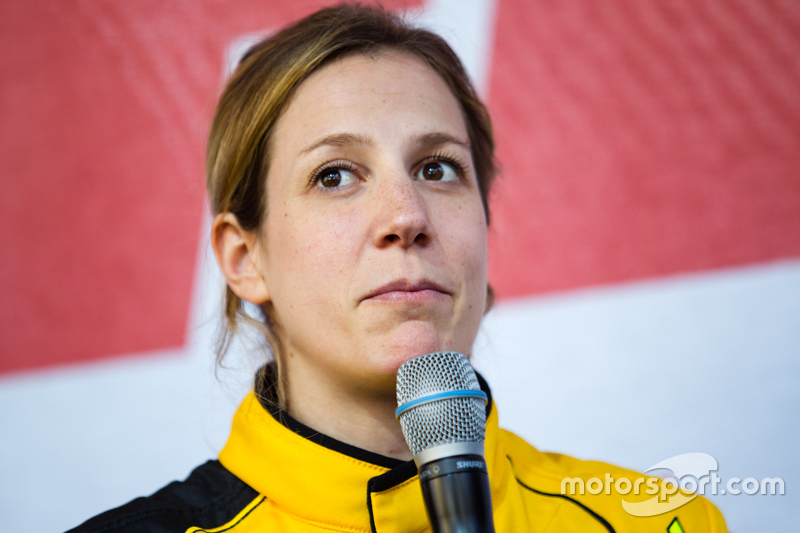 #17 Walkenhorst Motorsport, BMW Z4 GT3: Michela Cerruti