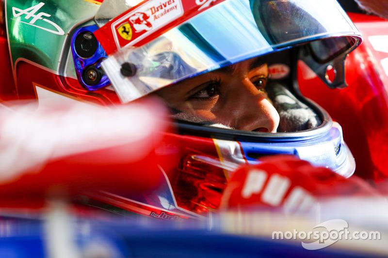 Silverstone - Antonio Fuoco, Carlin