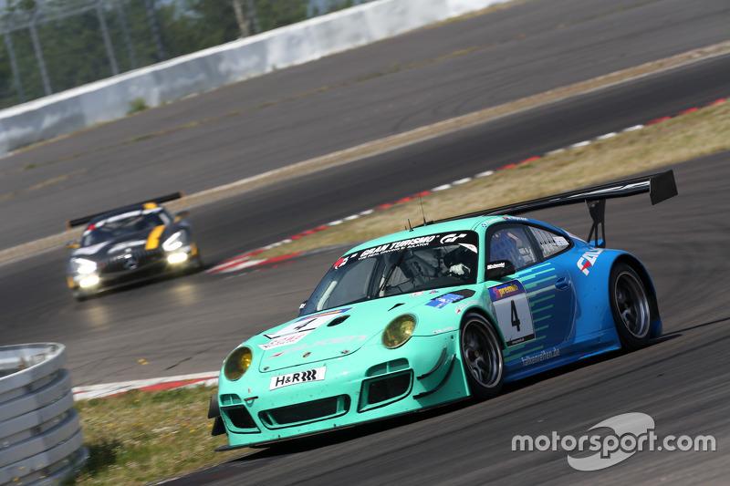 #4 Falken Motorsports, Porsche 911 GT3 R: Alexandré Imperatori, Peter Dumbreck