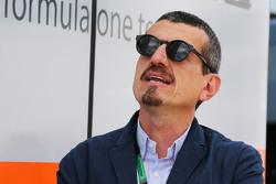 Гюнтер Стайнер, руководитель команды Haas F1 Team
