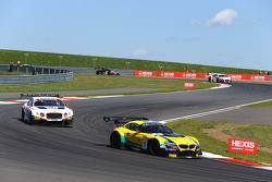 #0 BMW Sports Trophy Team Brasil BMW Z4: Карлос Буэно, Серхио Хименес